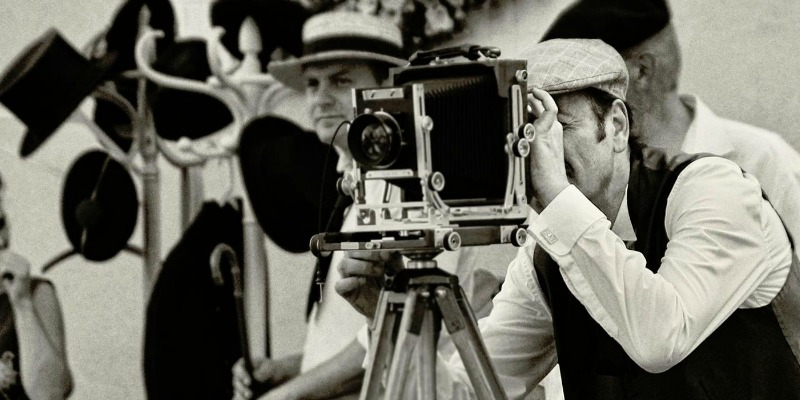 The Art of Photography Then and Now: The Evolution of Camera Tools and Accessories