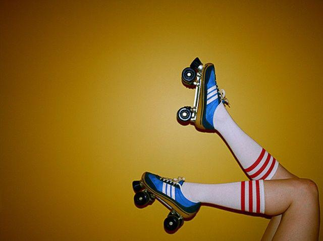 Dust Off the Retro Skates: Rollerskating is Back