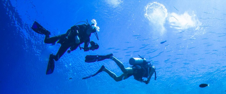 The Interesting Evolution of Diving and Scuba Packs
