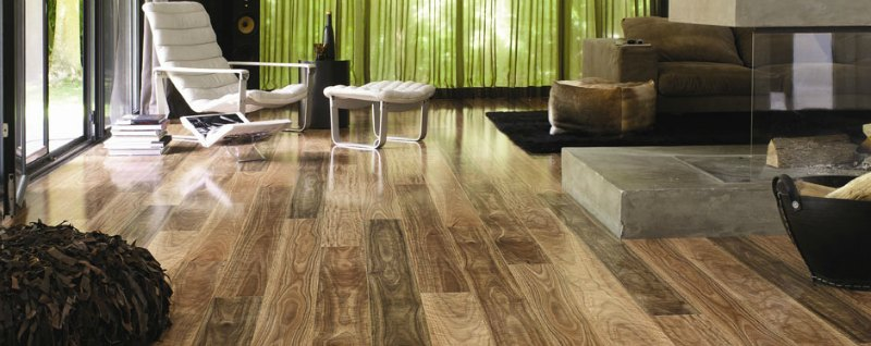 Walk on the Timeless Beauty of Wood for Less