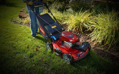 Lawn Mower: The Secret to a Lush Green Lawn is in the Cutting