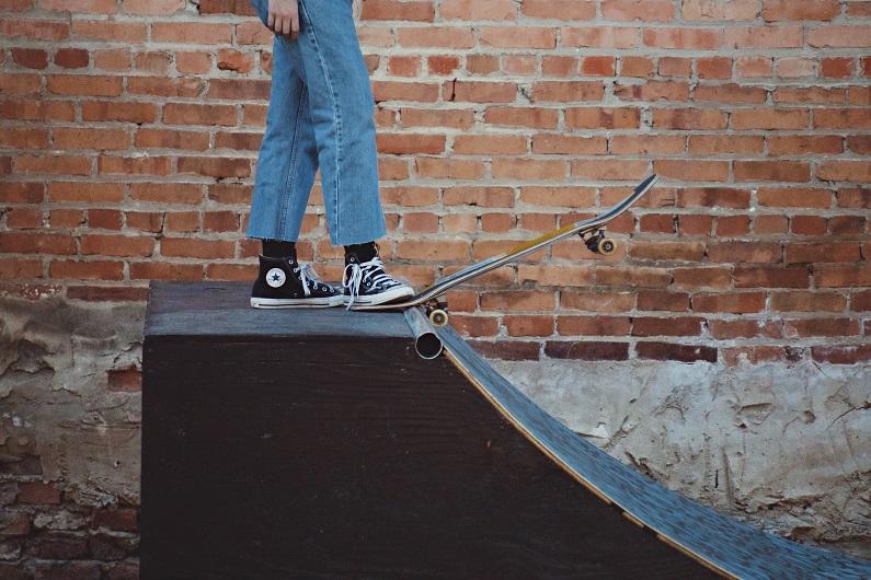 skateboard ramps (2)