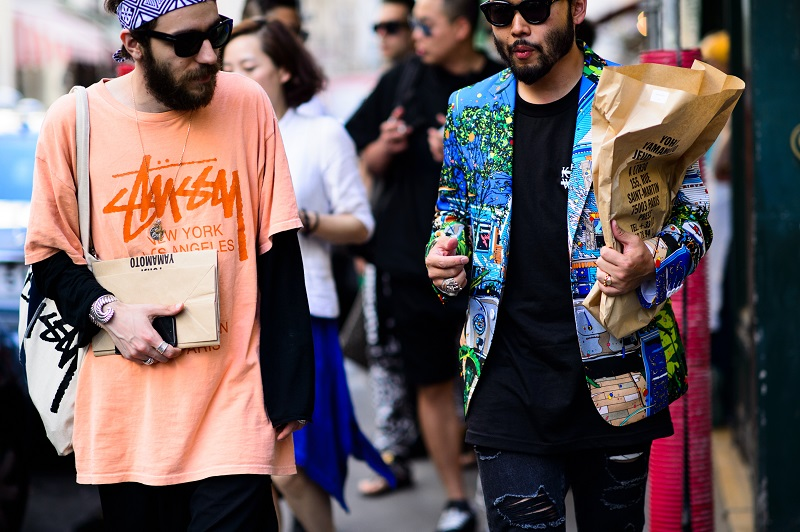 A Word, or Two on the History of Street Wear
