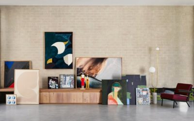 Home Interior: Art as the Means to Decorate