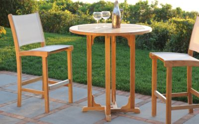 Summer Fun: Get Your Bar Outdoors