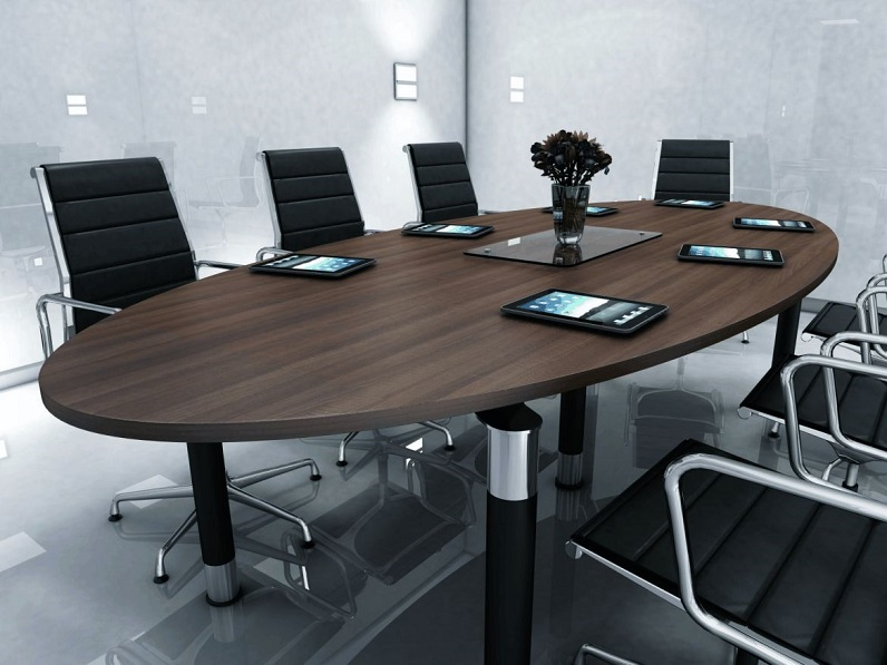 Easy-Breezy Guide To Choosing a Boardroom Table for Your Office Space