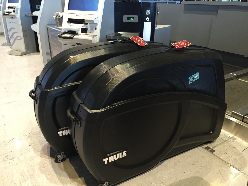 thule roundtrip bike box