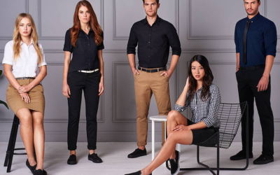Get Comfy – Corporate Apparel Trends for 2019