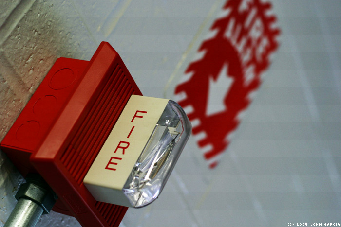 Fire Alarm: Your Very Own Ounce of Prevention