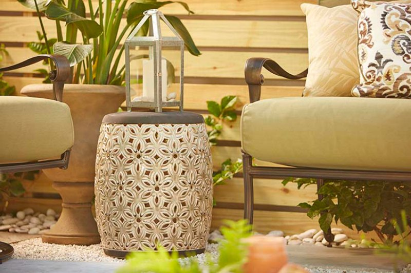 Create Your Picture Perfect Outdoor Space with Accessories