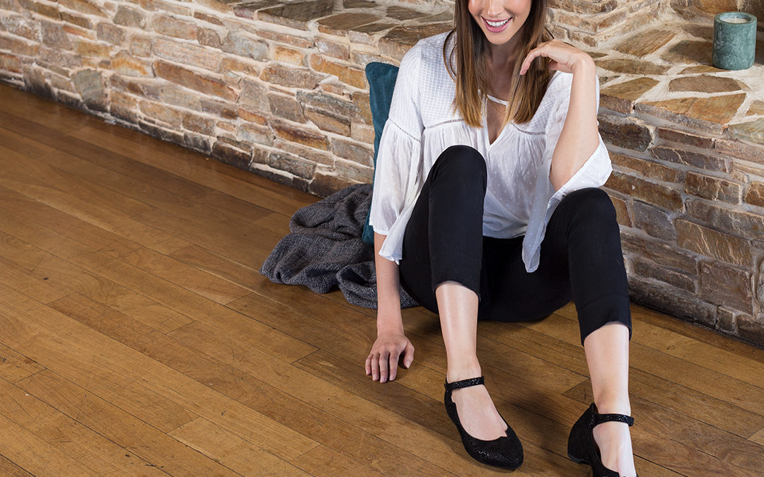 Orthopedic Mary Janes: The Shoes that