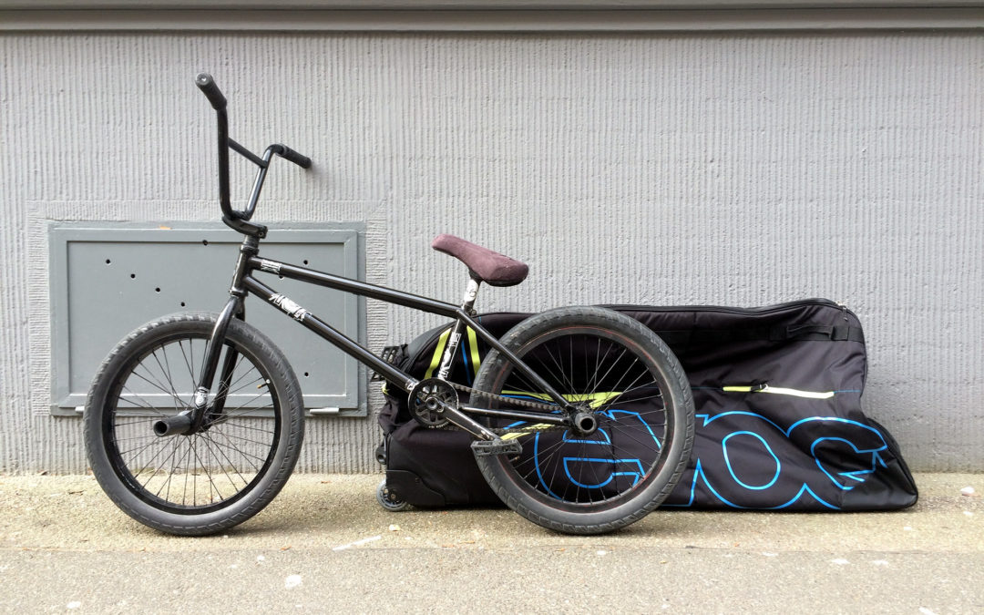 BMX Bike Bag – A Great Travel Ally That Goes a Long Way