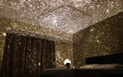 Star Light Projectors: Use Galaxies as Room Décor