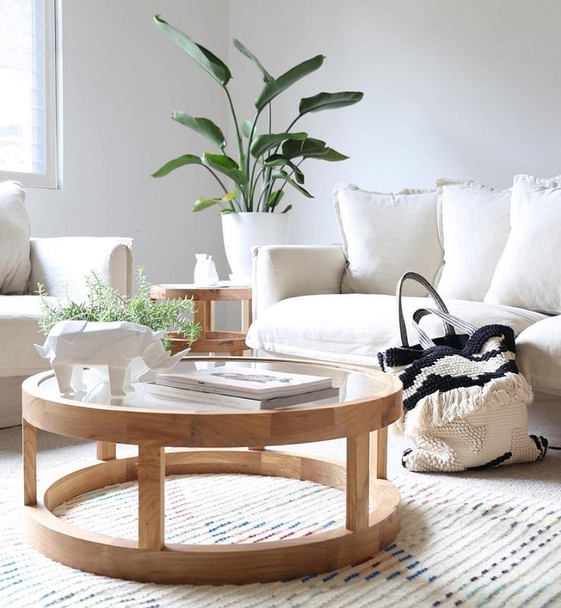arlo coffee table