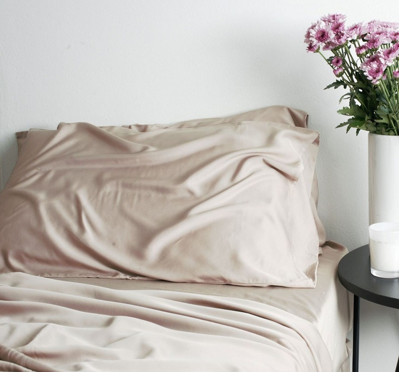 bamboo fabric bedding
