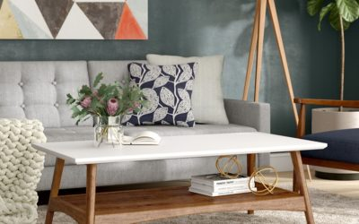 The Final Touch to Your Living Area's Look – Tips on Choosing a Coffee Table