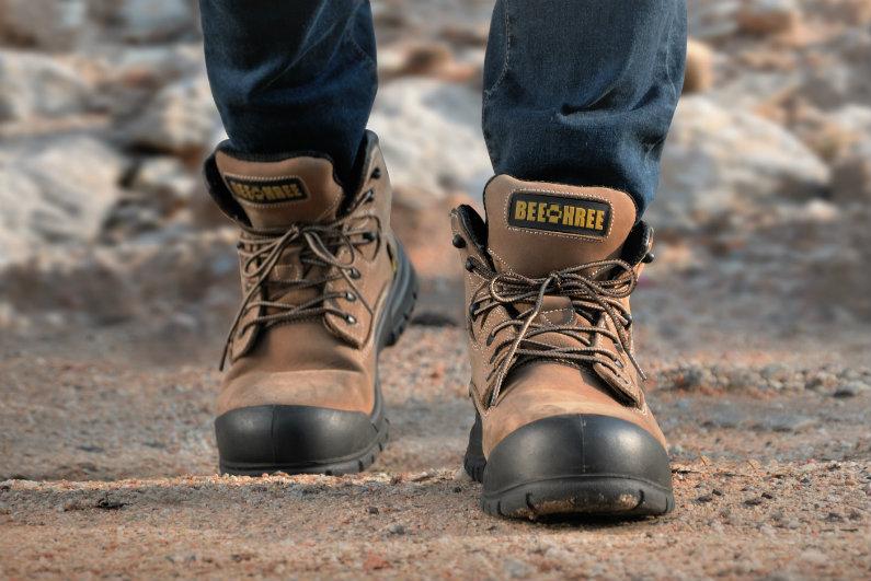 steel toe boots for men