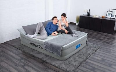 Air Mattress: A Great Way to Make Your Guests Comfortable