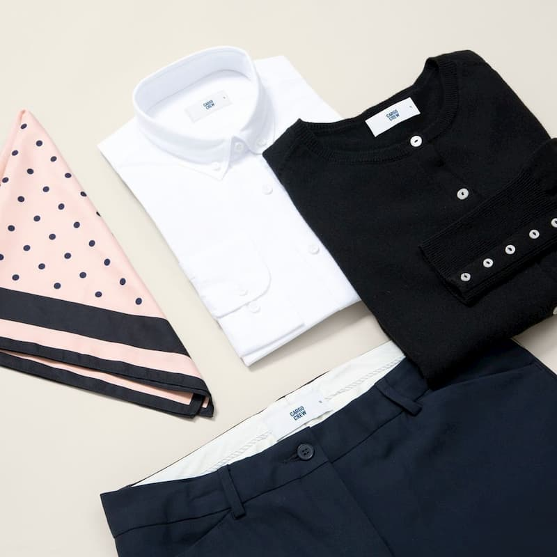 womens office outfit set