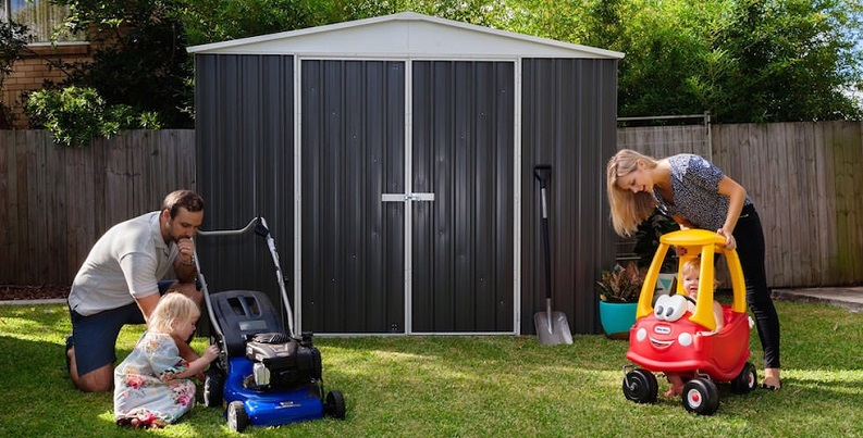 What Renders Metal Garden Sheds a Top-Notch Choice