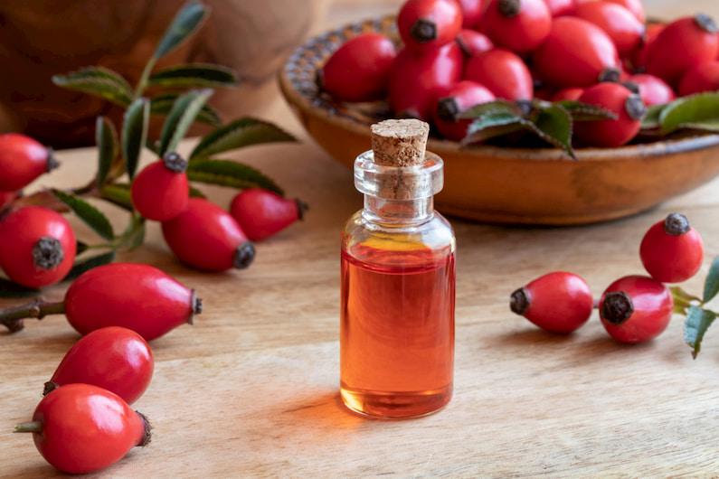 Rosehip-essential-oil
