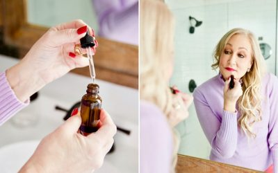 Wind Back the Clock: Best Essential Oils for Skin Tightening