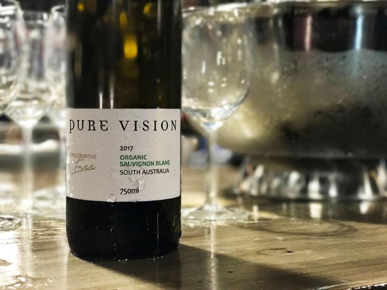 pure vision sauvignon blanc