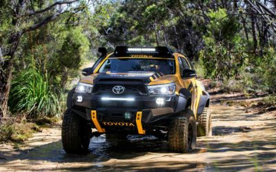 Bolt-on Barwork: Toyota HiLux Aftermarket Parts and Accessories