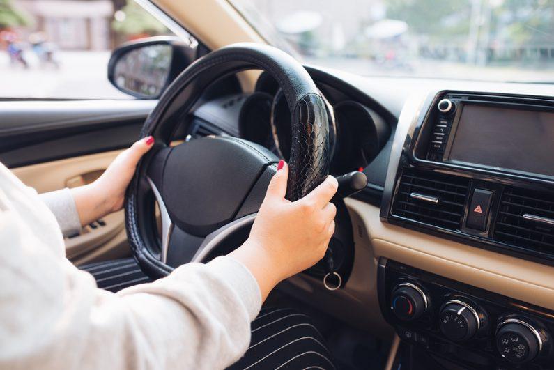 replacing steering wheel