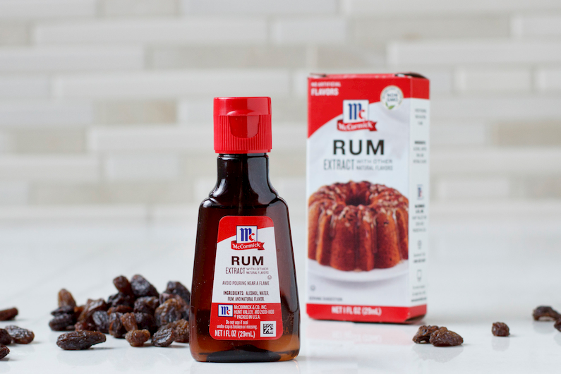rum essence for cake