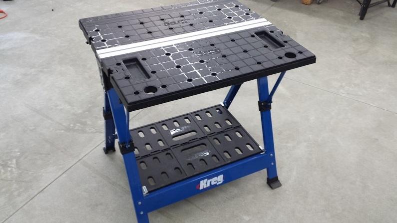 portable multipurpose workbench