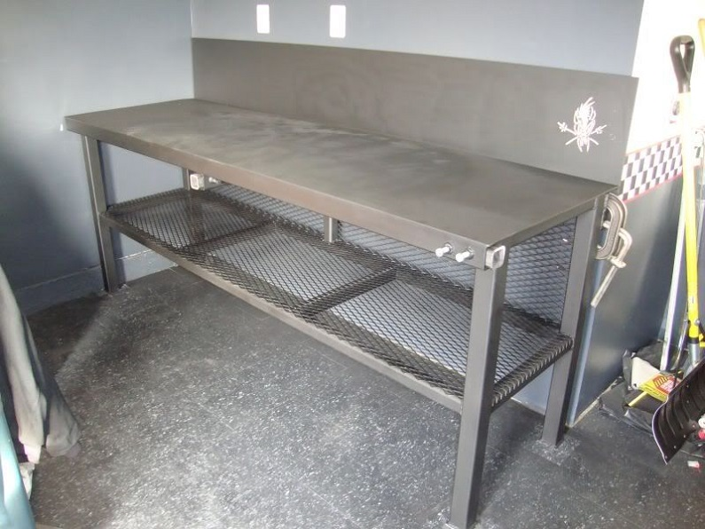 metalworking benches