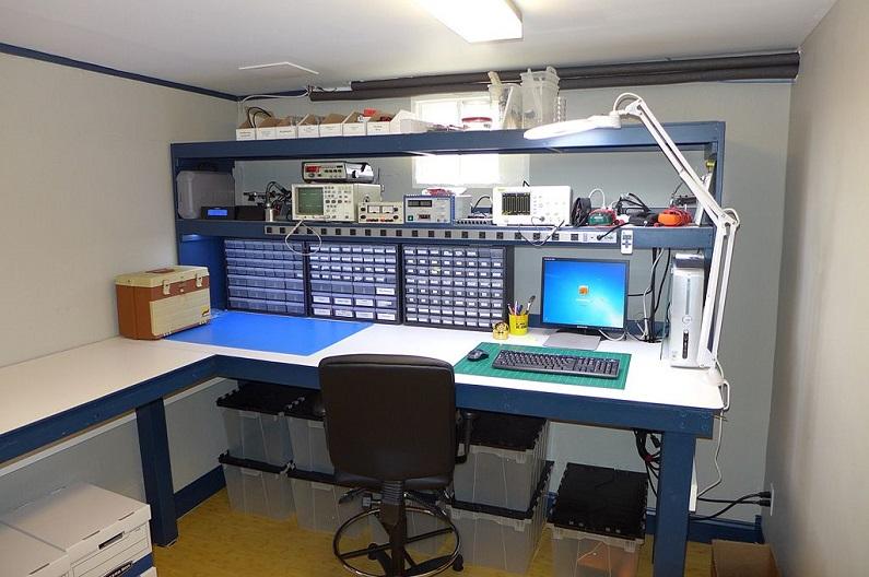 electronics workbench