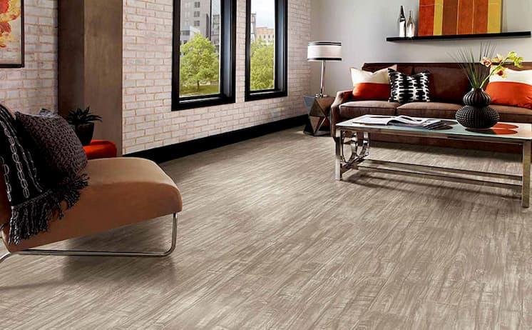 vinyl sheets flooring for living room