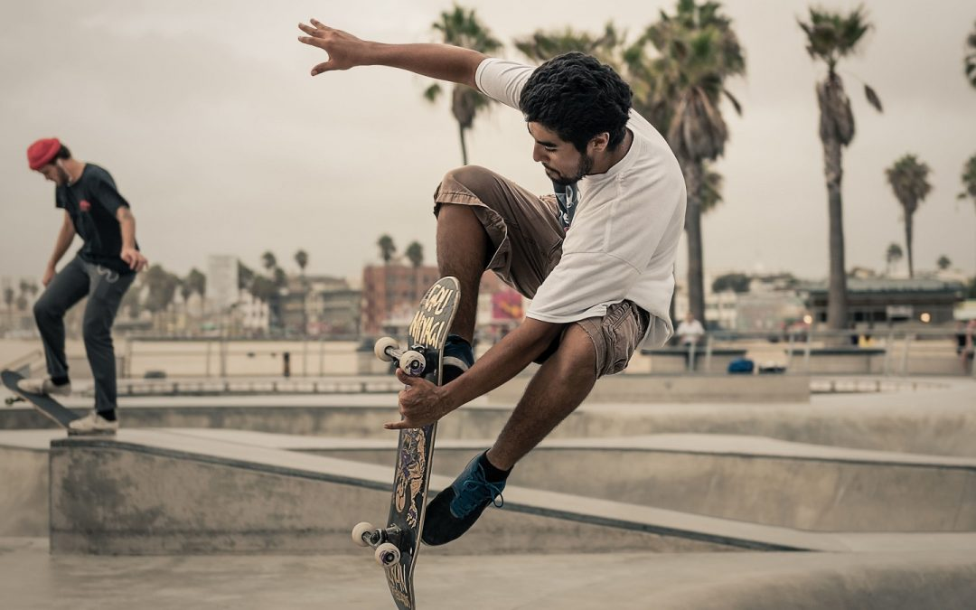 Skateboards, Skates and Roller Blades: Street Sports Never Change