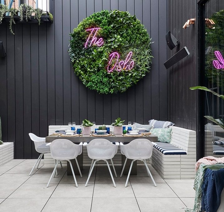 Garden Furniture: Choosing the Right Materials