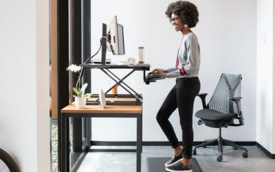 Ergotron Standing Desk: Improve Your Productivity at Work