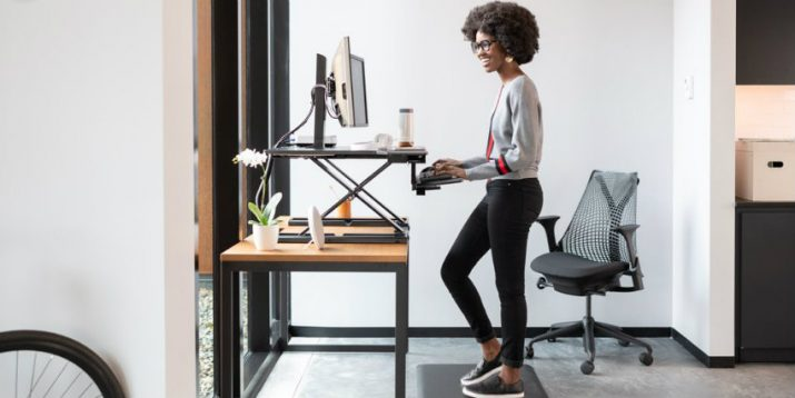 Ergotron Standing Desk: Improve Your Productivity at Work