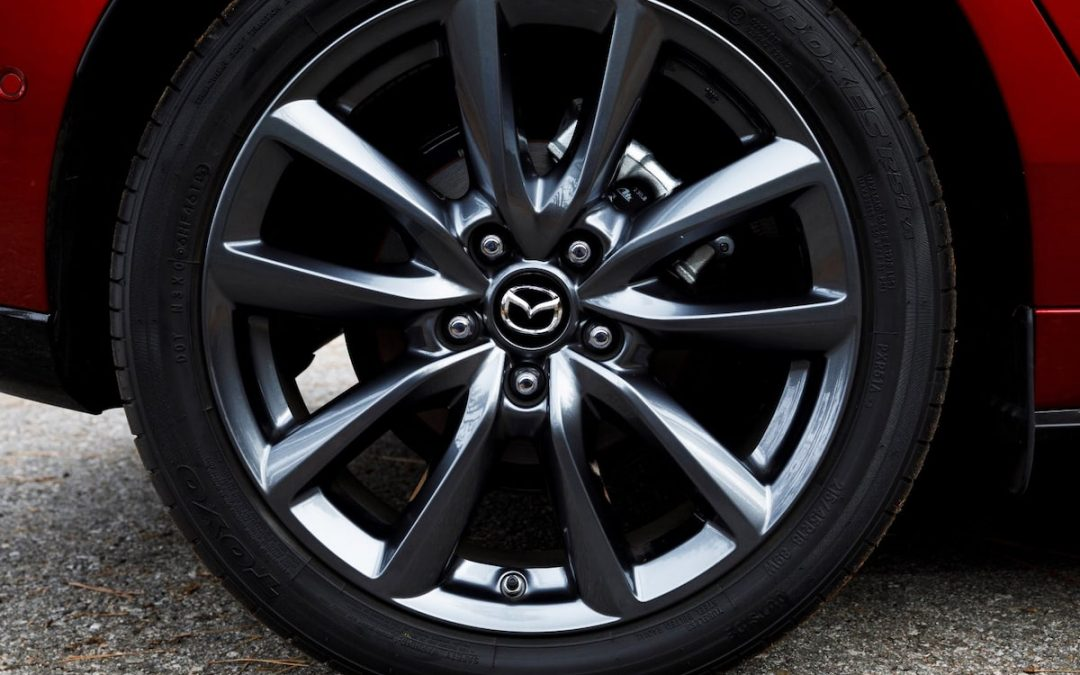 How to Change Front Brake Pads on a Mazda