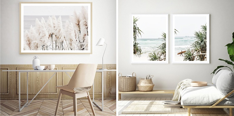 All Eyes on Walls: Adorn Rooms with Designer Art Prints