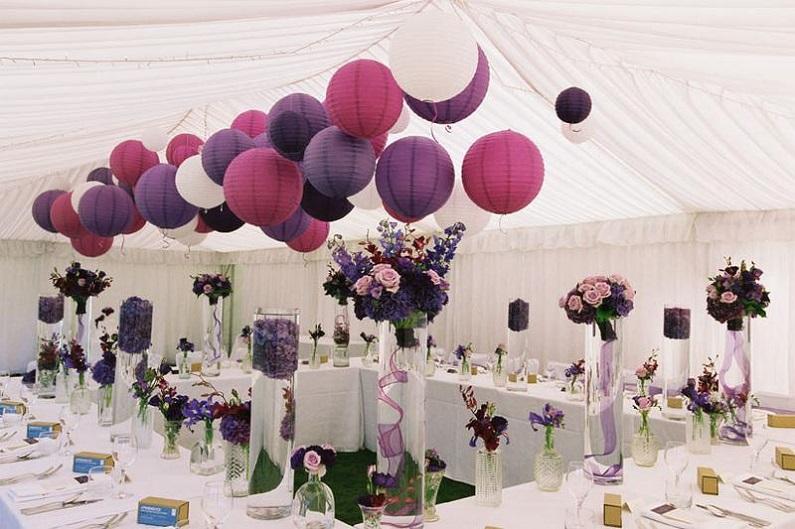 Things to Consider When Choosing Wedding Decor