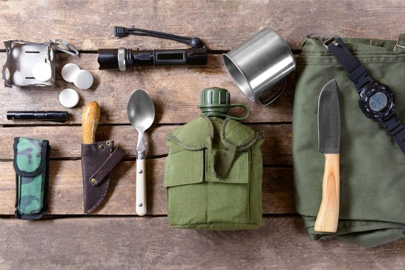 survival-camping-essentials