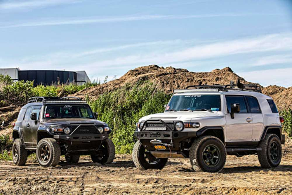 The 4×4 Accessories to Make your Toyota FJ Cruiser Better Off-Road