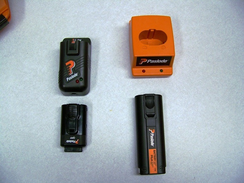 types of Paslode batteries