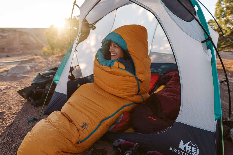 Tent and Sleeping Mats