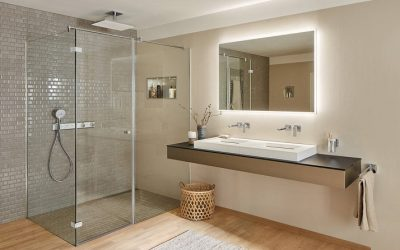 Glam up Your Bathroom with a Mirror that Reflects Style