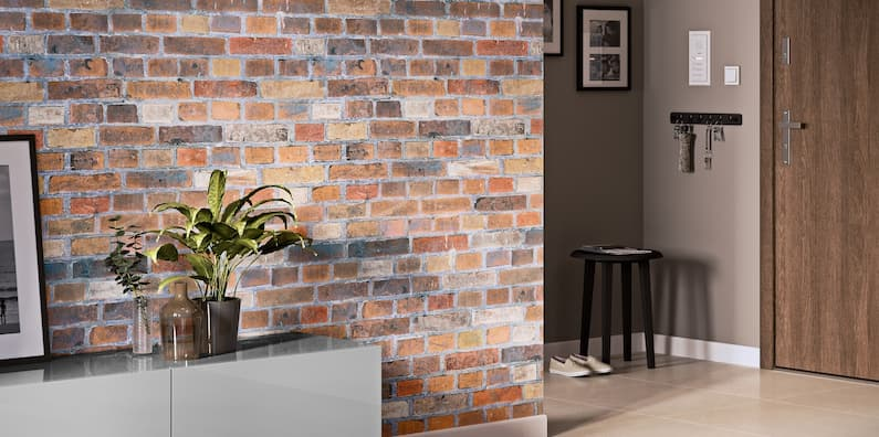 Home Improvement Ideas: Different Ways to Use Brick Wallpaper
