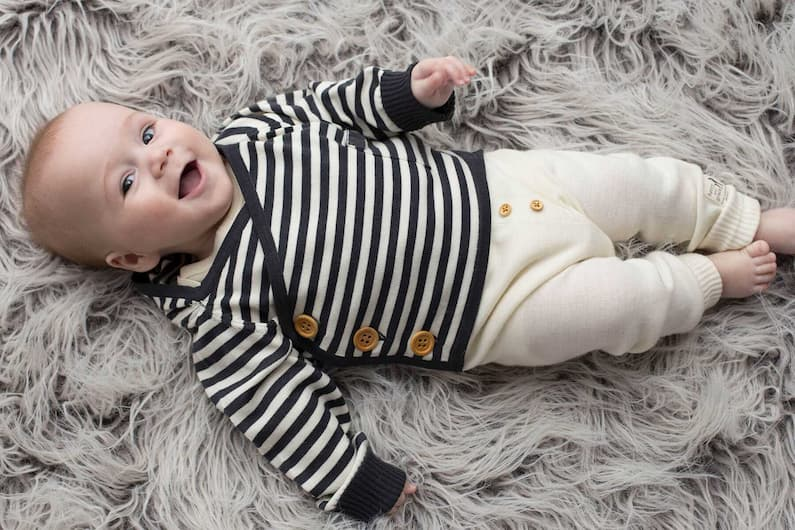 Benefits of Woolen Clothing for Babies