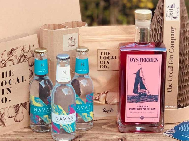 gin gift set
