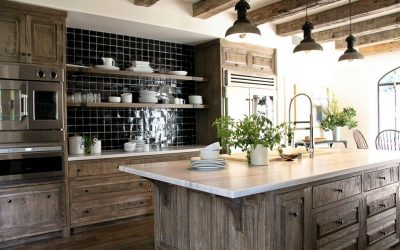 How to Give Your Contemporary Home a Vintage Vibe